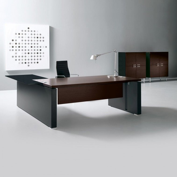 With Ego Desk The Executive Environment Becomes A Habitat In