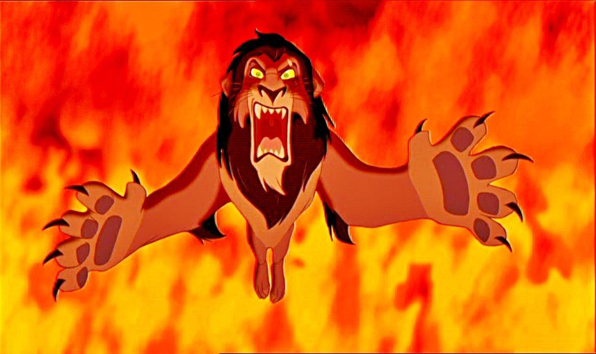 Pics Photos  King Quotes Tattoo Lion Scar Kills Mufasa And Zira