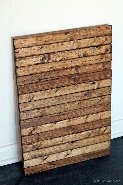 Diy Mini Wood Pallet Pinterest Wood Pallets Pallets And Tutorials