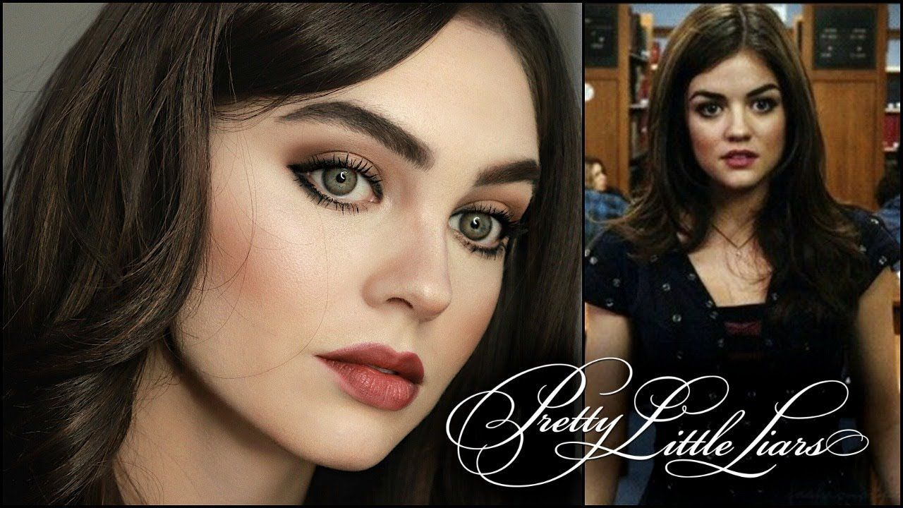 Aria Montgomery Pretty Little Liars Makeup Tutorial Youtube In 2020 Celebrity Makeup Looks Aria Montgomery Makeup Pretty Little Liars