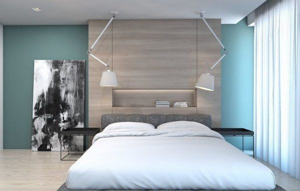 Schlafzimmer Farbe Farbe Trends 2018 Ideen und Tipps für stilvolle