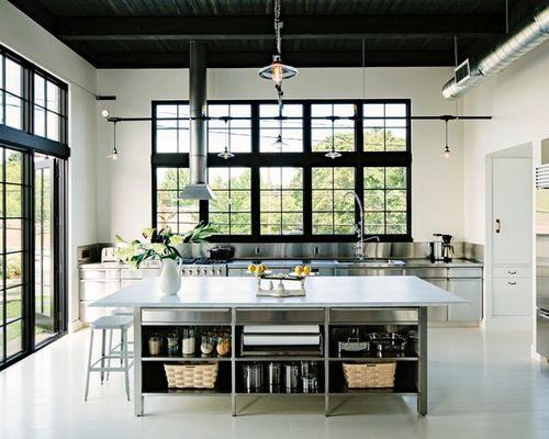 Lovely Houzz Modern Kitchen Cabinets