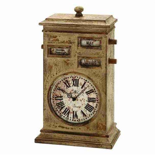 Antique Look Table Clocks: Antique Desk Clocks - Top-clocks.com - Antique Look Table Clocks: Antique Desk Clocks - Top-clocks.com