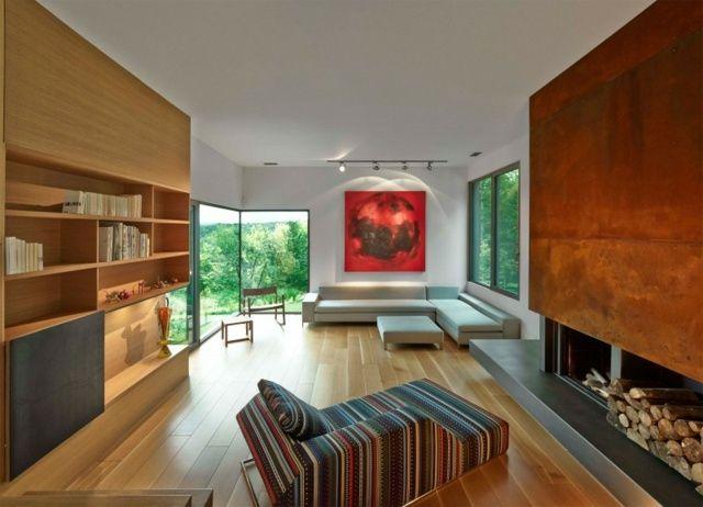 Idées Déco Salon Très Intéressantes Et Modernes Pour Vous - Fauteuil multicolore design