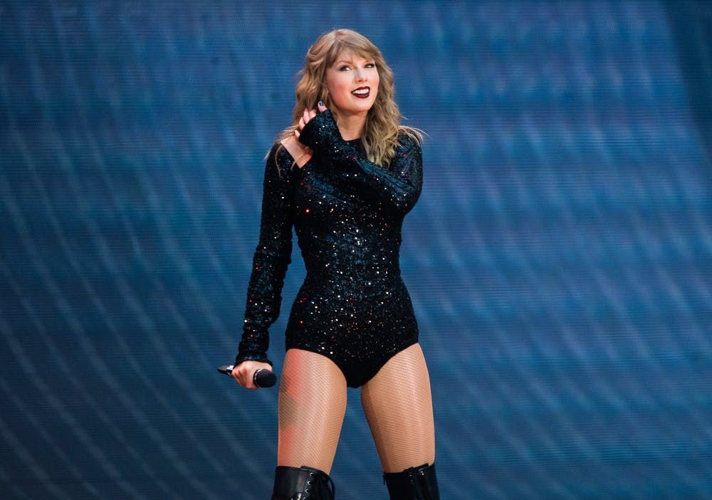 Taylor Swift Will Star in the Movie Adaptation of the Famous