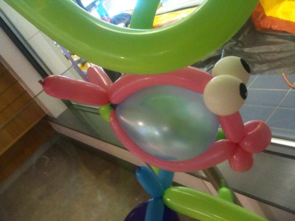 Fish Balloons - made to order Contact us through our website for - website quotation