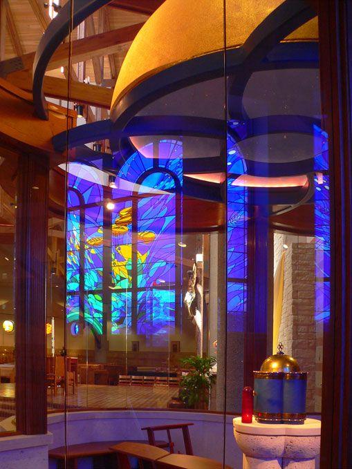 Tabernacle, St. Helen's catholic Church Pearland, TX