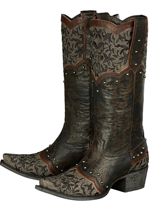 Women Boots Cowboy