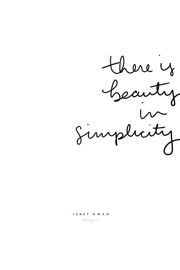 There is beauty in simplicity rose and marble bedroom quotes quotes to live by quotes to handletter hand lettering hand lettering quotes
