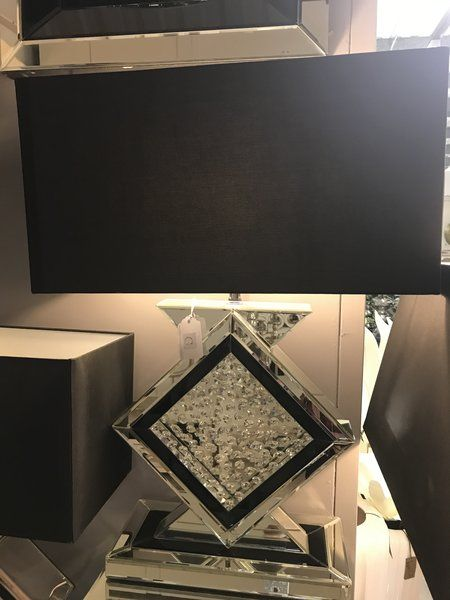 Lovely Beautiful Floating crystal and mirror with black detail table lamp Idea - Unique floating chair for bedroom Beautiful