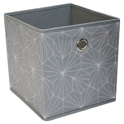 11 Fabric Cube Storage Bin Room Essentials Cube Storage Bins Cube Storage Storage Bin