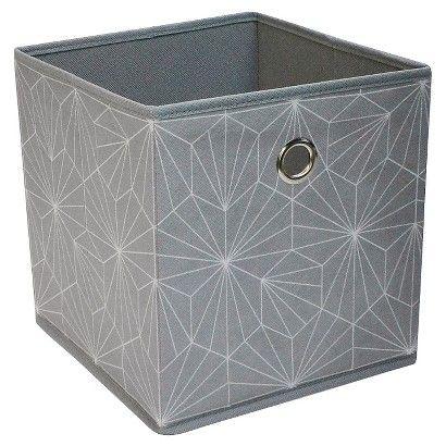 11 Fabric Cube Storage Bin Room Essentials Cube Storage Bins Cube Storage Storage Bin