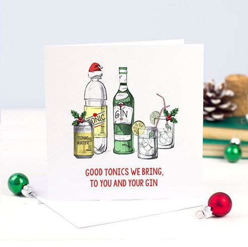 We Found 26 Funny Christmas Cards for People Who Don't Do Sentimental -   19 happy holiday Funny ideas