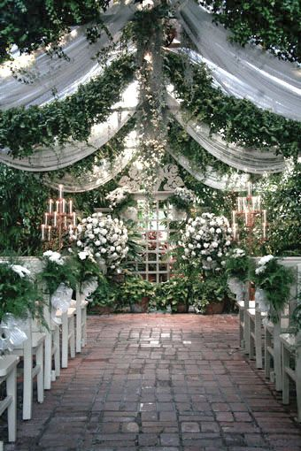 The Conservatory Garden Wedding Venue St Louis Mo