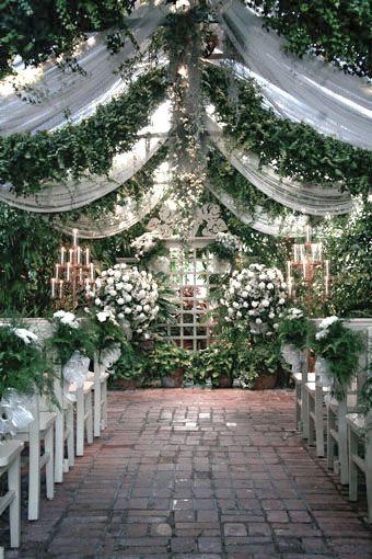 The Conservatory Garden Wedding Venue St Louis Mo Garden