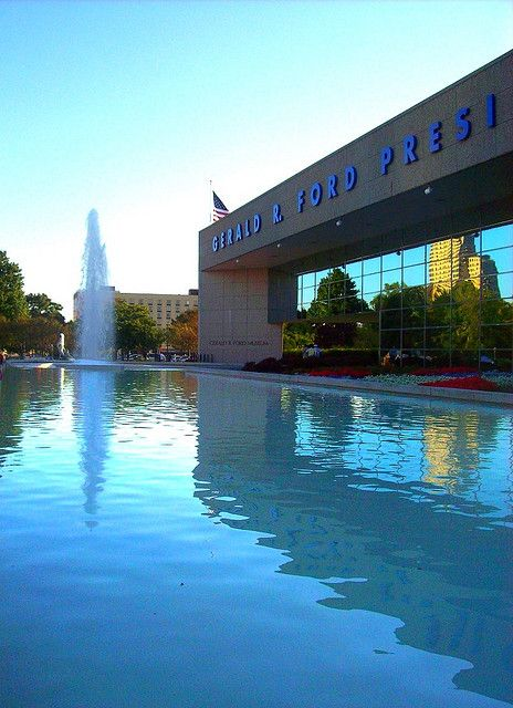 gerald r ford museum | ford, museums and history