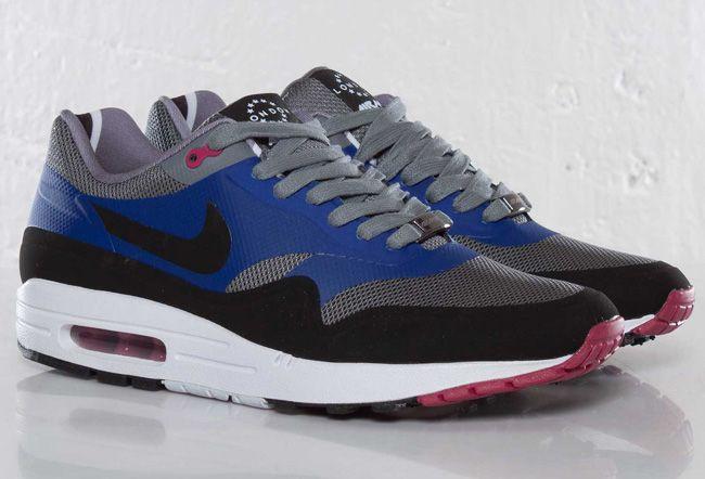buy online 127f7 32fe0 Nike Air Max 1 Hyperfuse London QS Streetwear Online, Vans Sneakers, Air Max  Sneakers