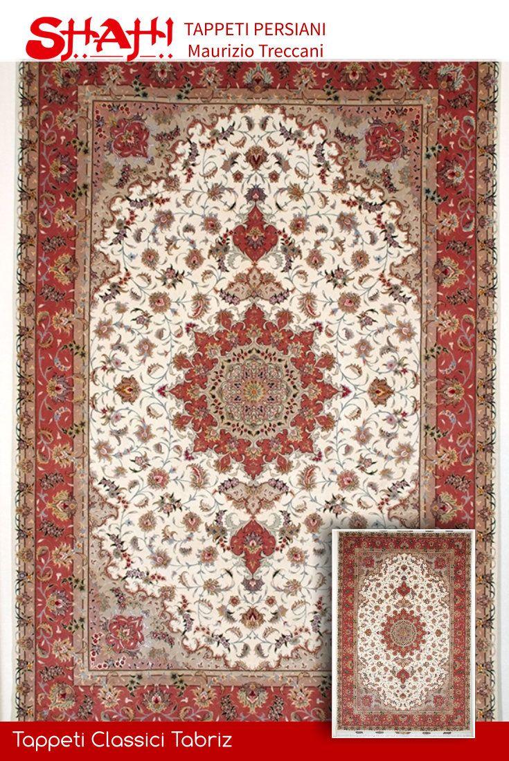 Pin di Shahi tappeti Persiani su Tappeti Classici ...