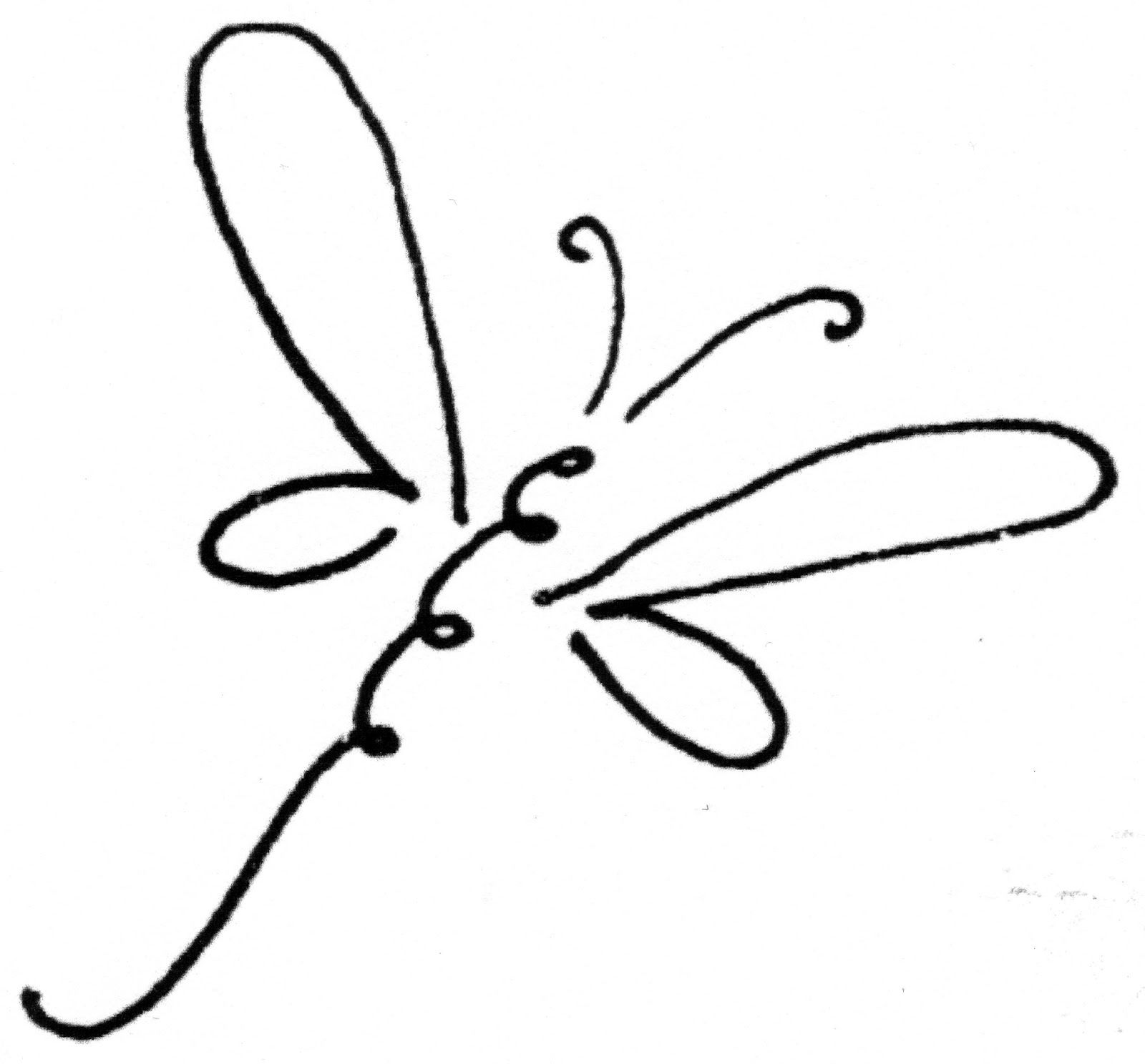 dragonfly clip art black and white posted by linda schiers at 3 54 rh pinterest com clip art dragonfly outline only dragonfly clipart png