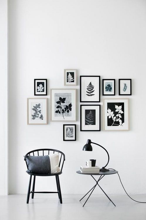 Unique How to Start A Gallery Wall