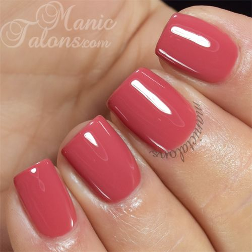 Fun Summer Colors From Pink Gellac Pink Nail Colors Coral Pink