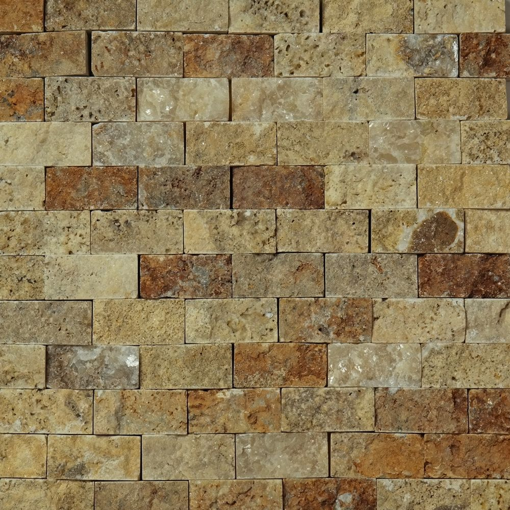 travertine wall tiles kitchen 1 x 2 split mosaic tile scabos travertine honed wall 6363