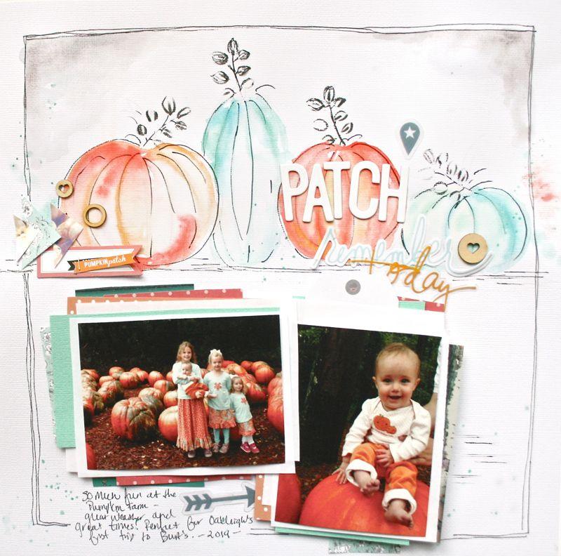 Patch - Scrapbook.com