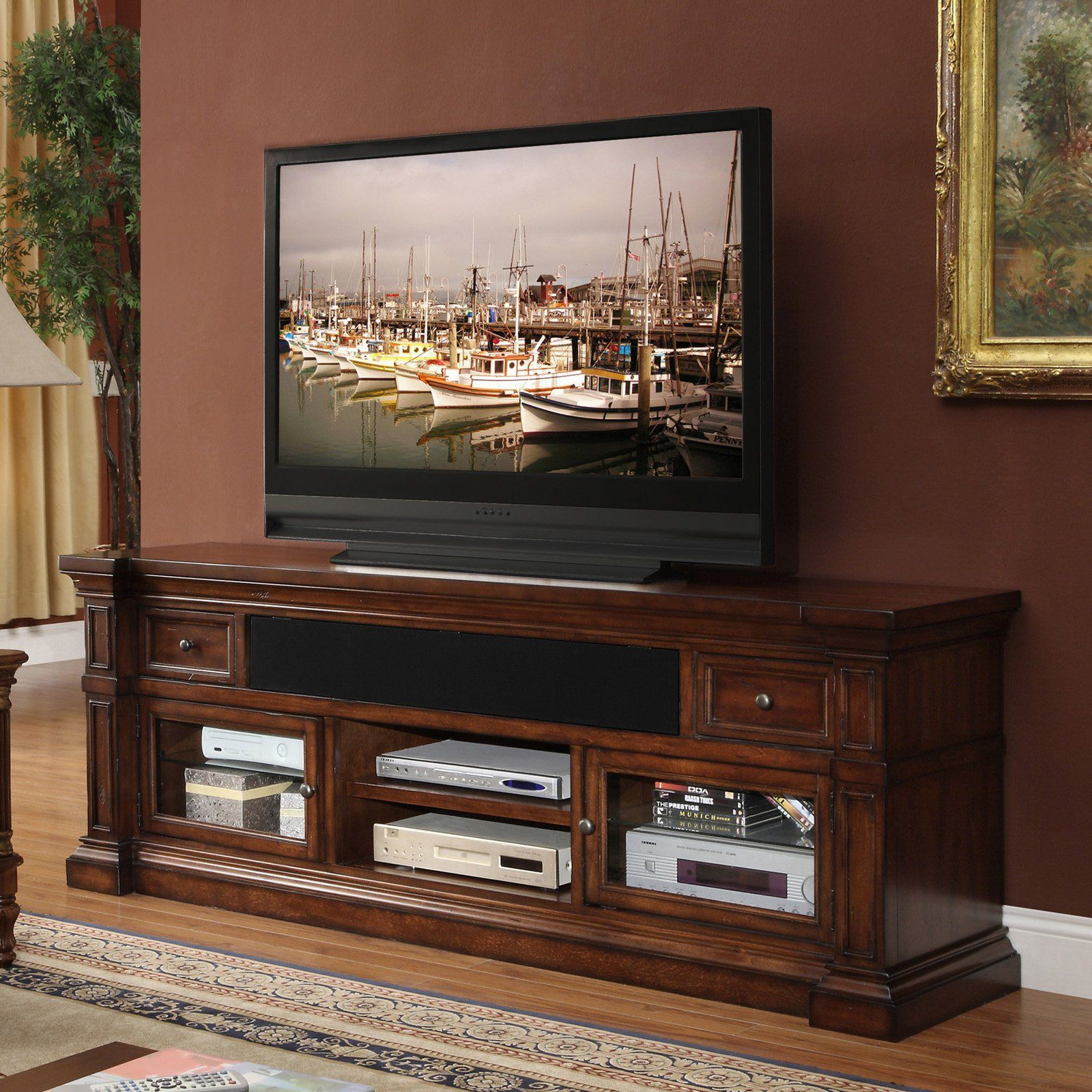 Have to have it Legends Berkshire 76 in Media Console Old World