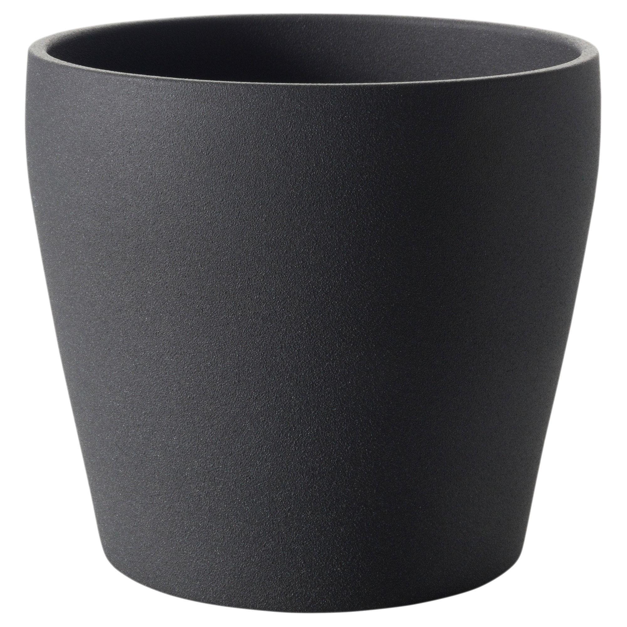 Persillade Kvetinac Tmave Seda Indoor Plant Pots Ikea Potted