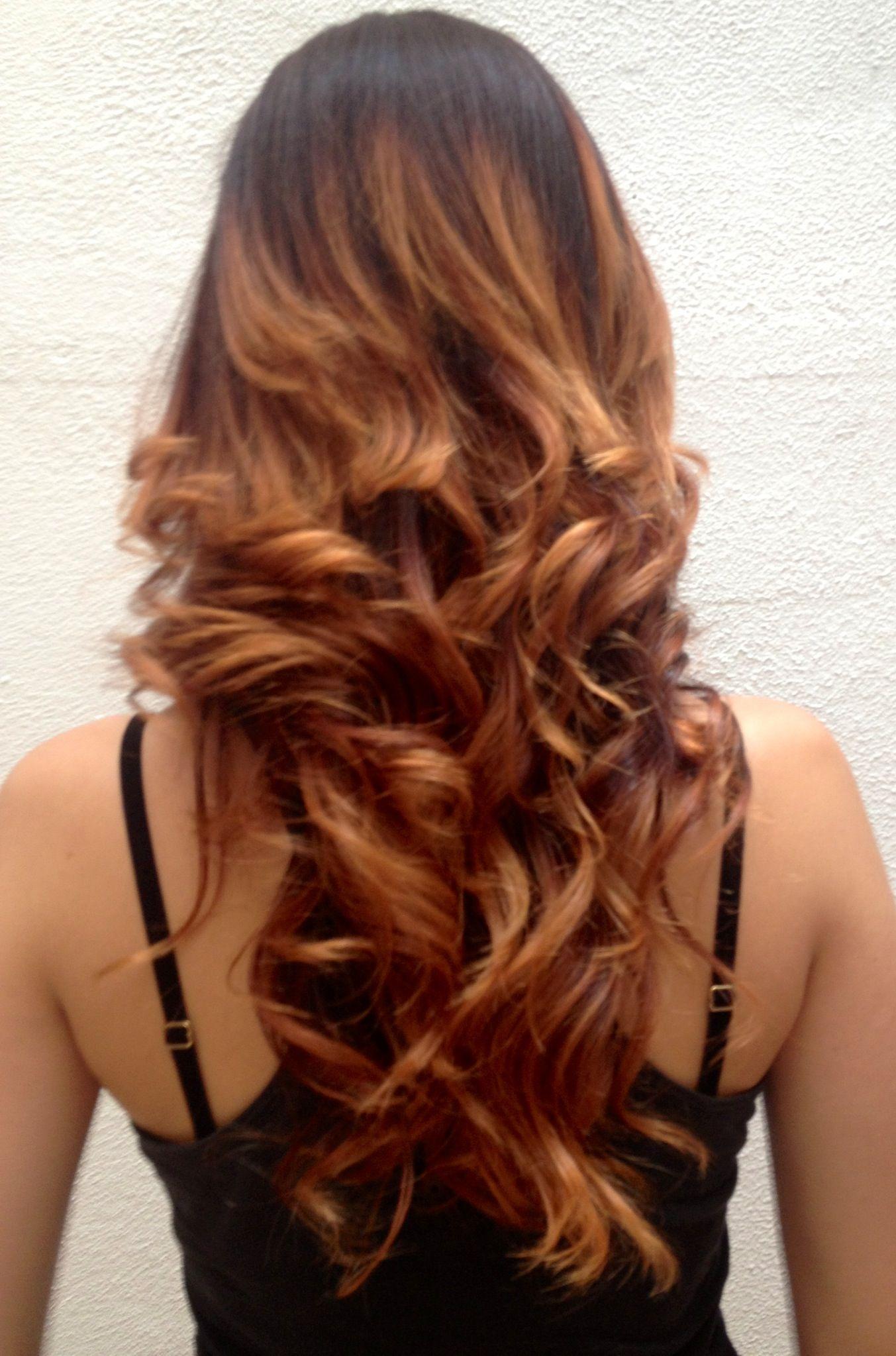 Californiano hecho por mi Hair & color Pinterest