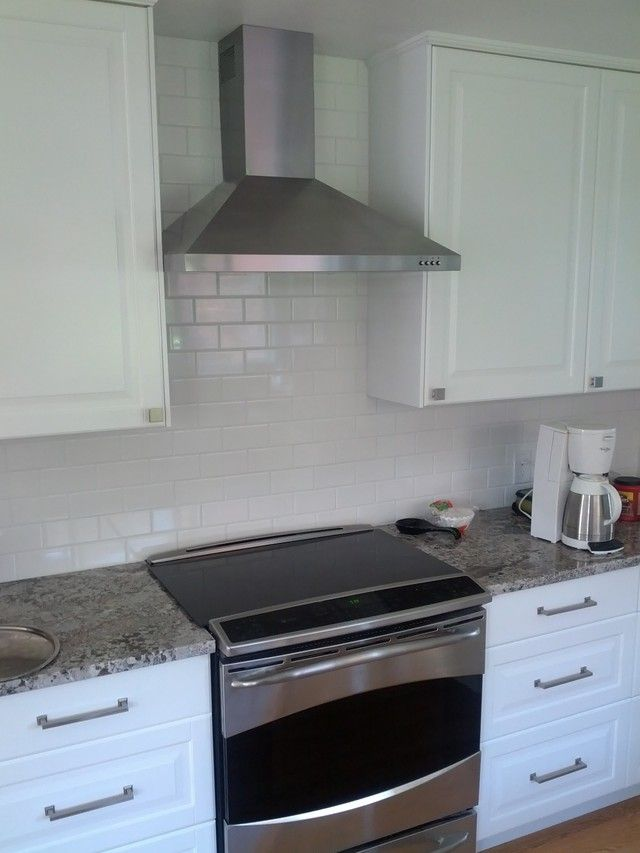 what ikea can get you before and after - Kitchens Forum - GardenWeb