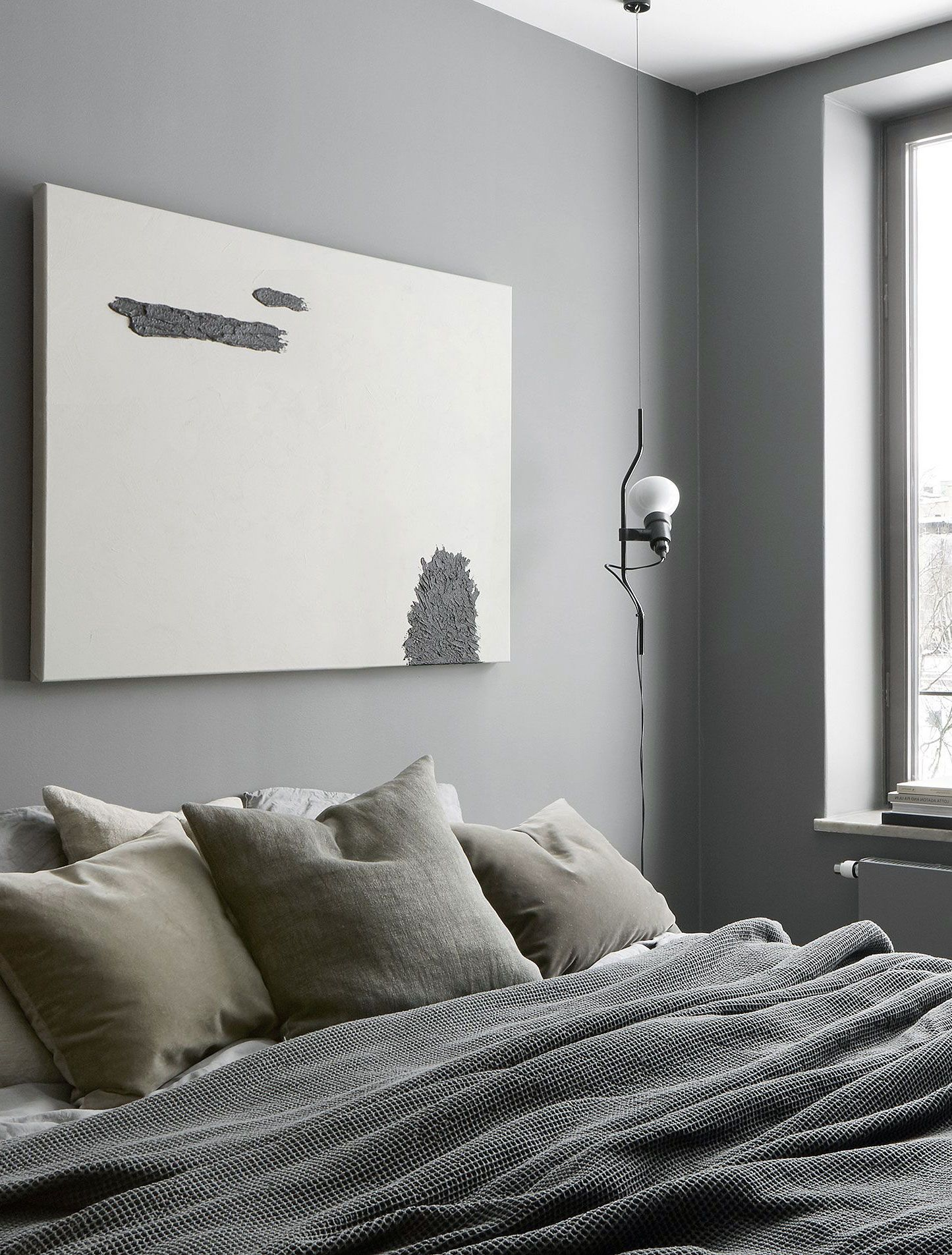 27 Grey Scandinavian Interior Bedroom Ideas You Must Try In 2020 Scandinavian Interior Bedroom Scandinavian Interior Scandinavian Design Bedroom