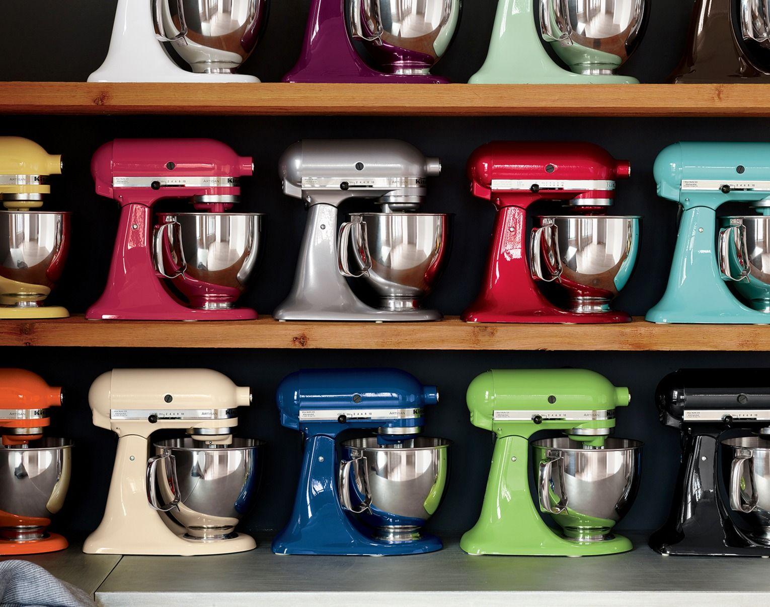 Find High Quality Kitchenaid Small Appliances At Crate And Barrel
