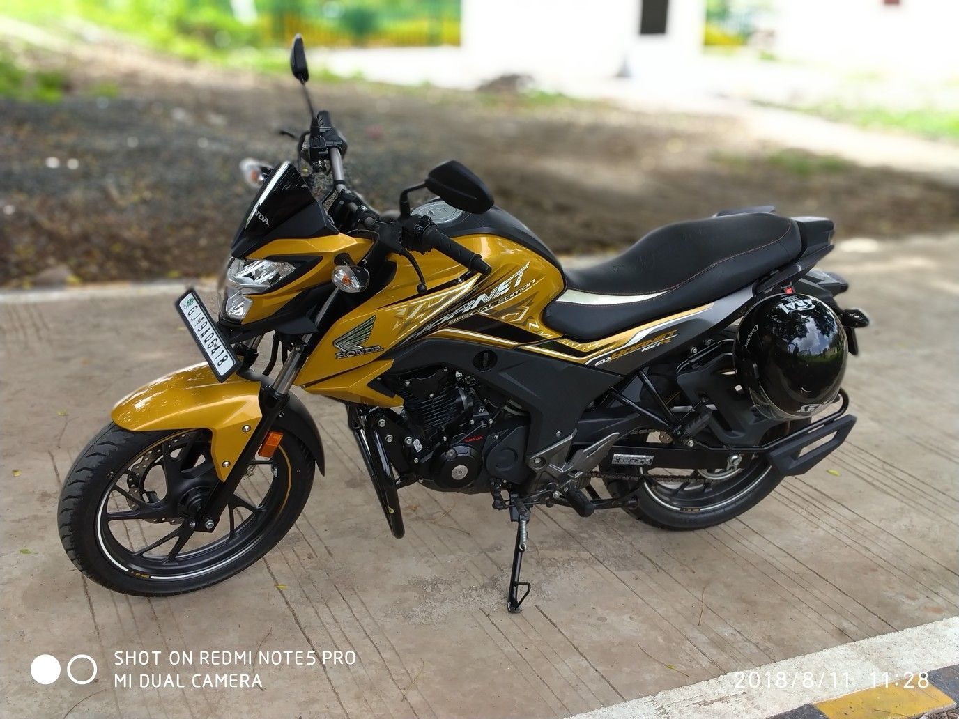 Yellow Colour Special Edition With Images Beautiful Bike