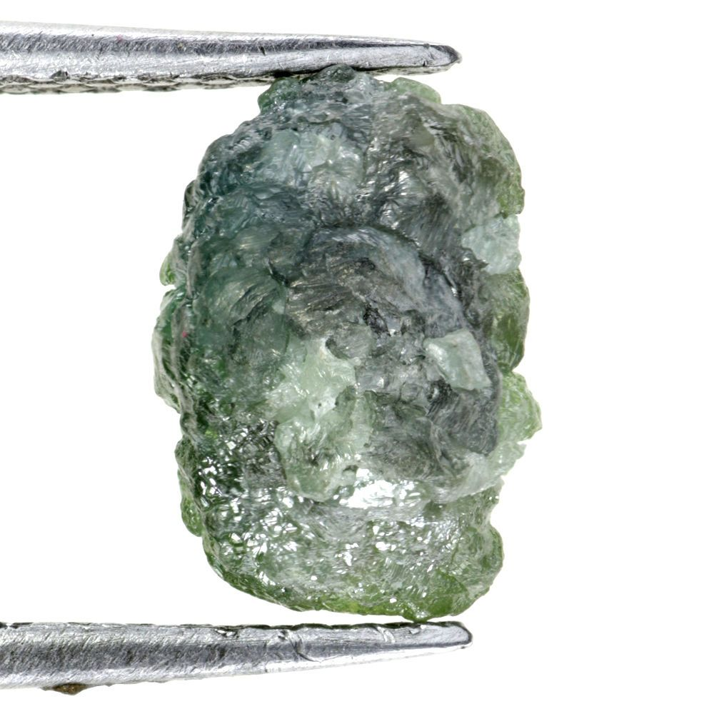 Gorgeous Natural Diamond Rough Greenish Color 3.54 TCW