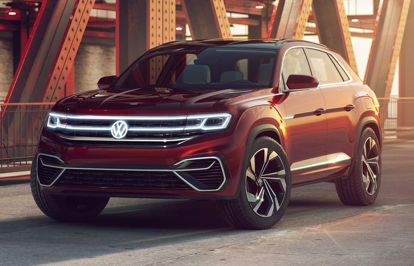 Unique 2019 Vw atlas