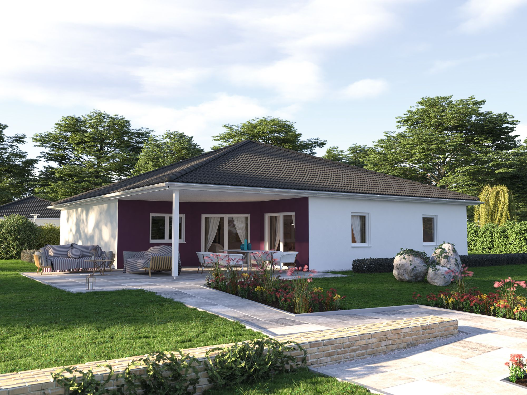 mehr Haus, Bauplan haus und Haus bungalow