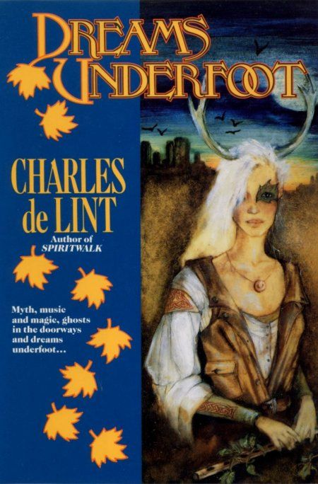 Magic in the mundane. Charles De Lint is a master at it.