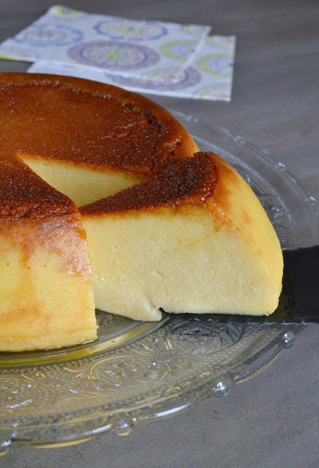 Gâteau de semoule (au cookeo) (avec images)   Gateau de semoule, Idee recette cookeo, Flan aux oeufs