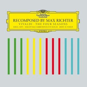 Recomposed By Max Richter Vivaldi Four Seasons Max Richter Four Seasons Vivaldi