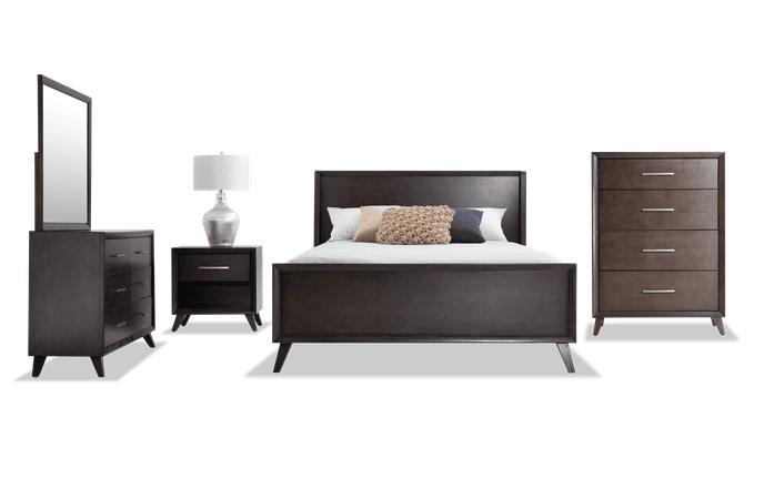 Copenhagen Queen Bedroom Set Bobs Com Bedroom Sets Queen Bedroom Set Modern Bedroom Set