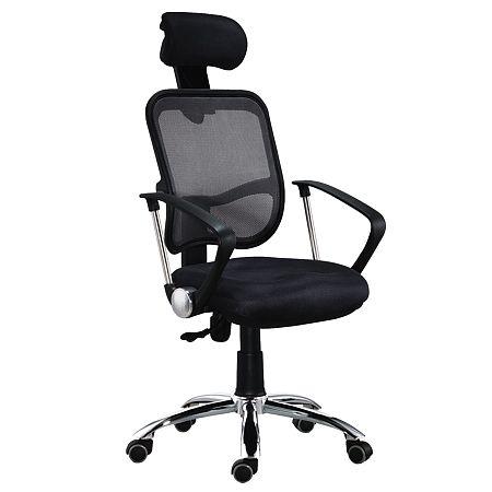fddeals 69 98 fd gravitti high back executive chair w head rest