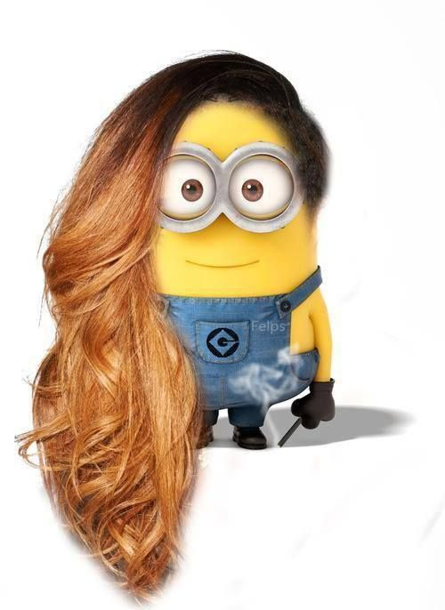 Rihanna Minions With Images Minions Cute Minions Minions Quotes