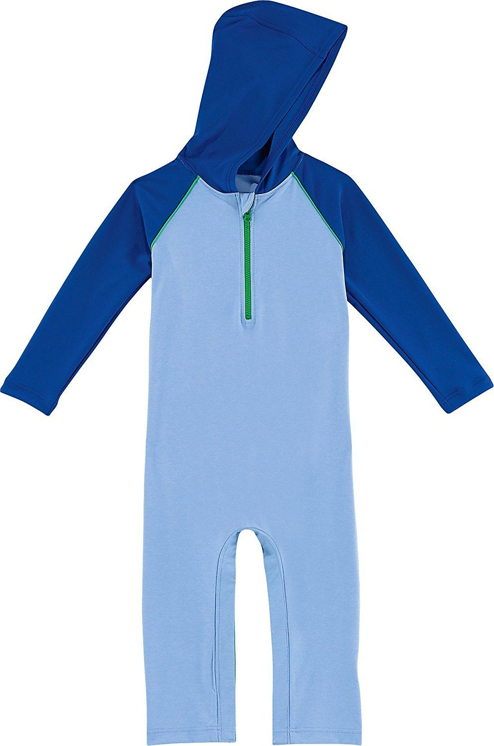 8e6e2a1d33 Coolibar UPF 50 Baby Hooded One Piece Swimsuit - Sun Protective -- For more  information