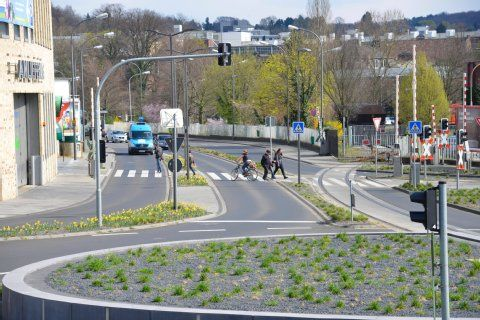 Driescher Kreisel #gl1: Rätselraten im Kreisverkehr [Kölner Stadt-Anzeiger]