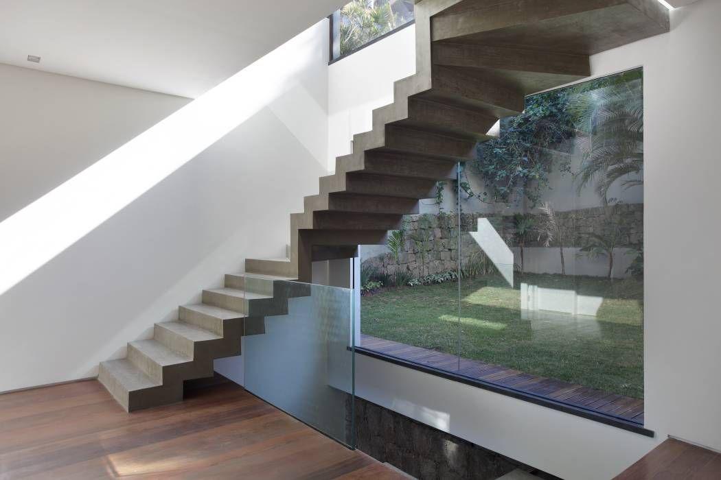 Ideas, imágenes y decoración de hogares Escaleras minimalistas