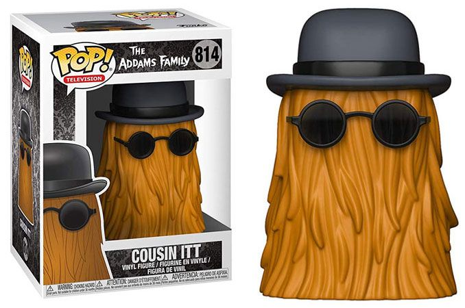 Funko Pop The Addams Family Cousin Itt