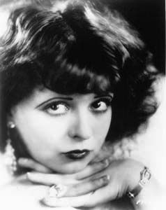 Bow091 - Clara Bow - Silent Movie Star - More at http://cine-mania.it