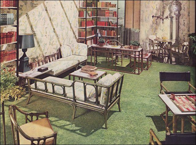 60s Interior Design Retro