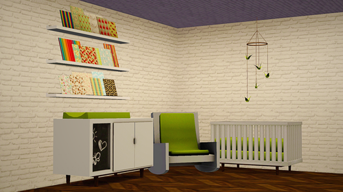 Spring4Sims » Nursery by Editsim